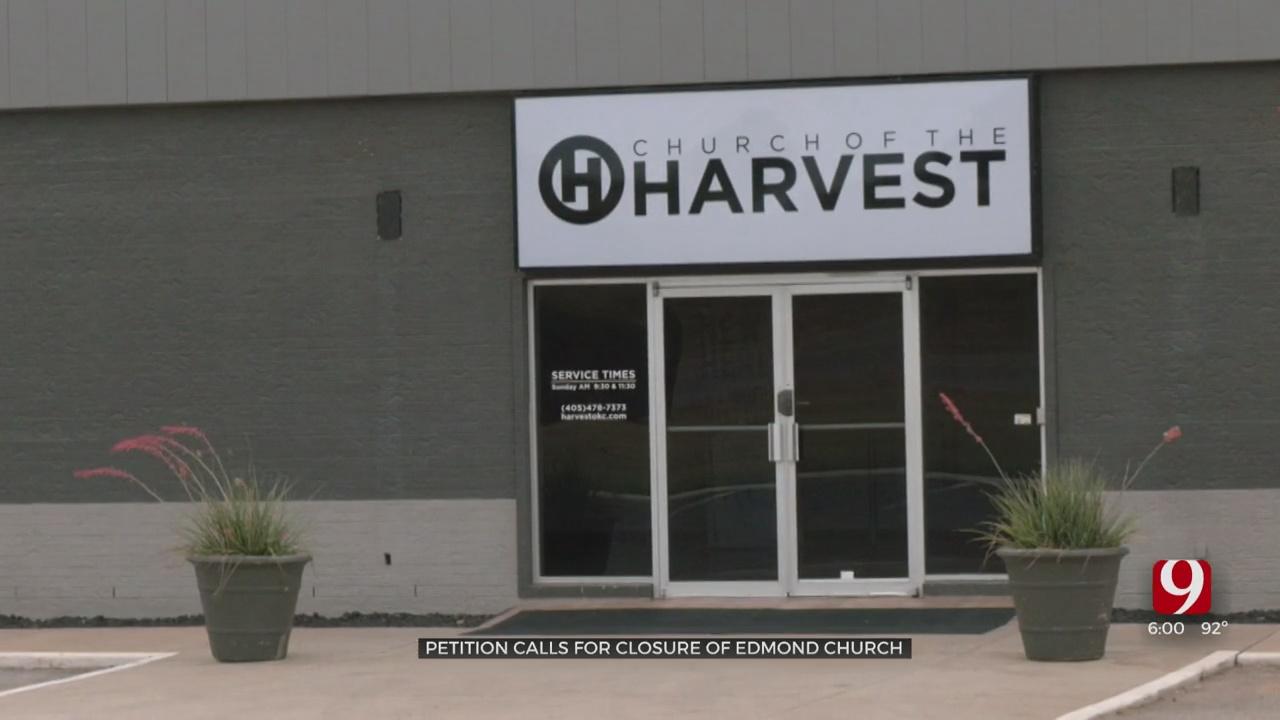 Thousands Sign Petition Asking Edmond Church To Close Its Doors