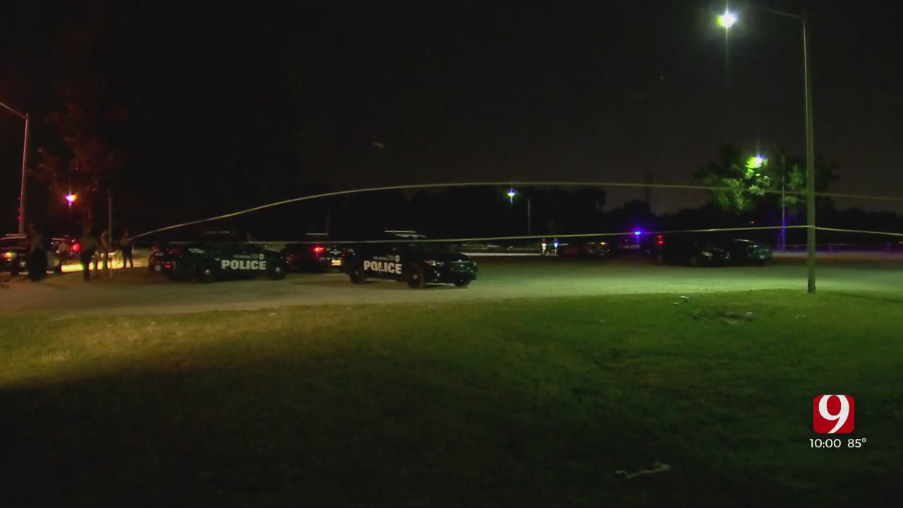 2 Victims Injured In Shooting While Attending Balloon Release At OKC Park
