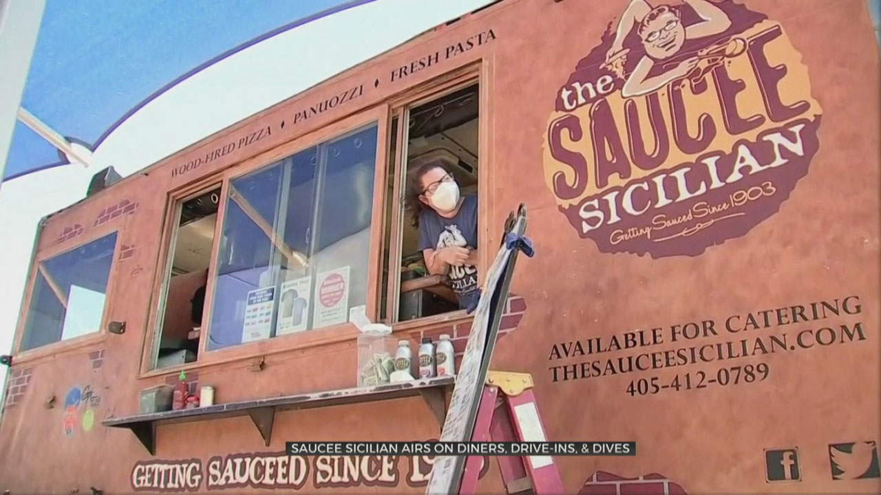 Saucee Sicilian To Be Featured On Diners, Drive-Ins And Dives