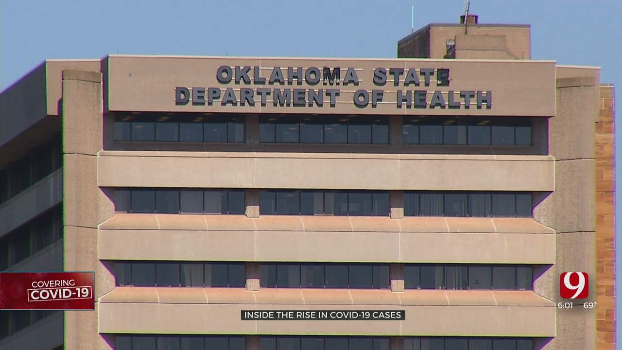 State Department Of Health Not Answering Questions About Spike in COVID Cases