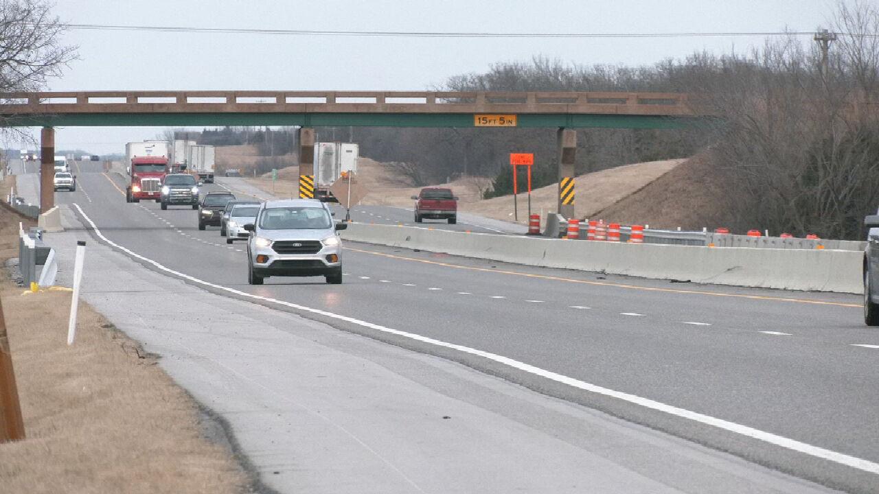 Oklahoma State Senator Injured In Turner Turnpike Crash Returns Home