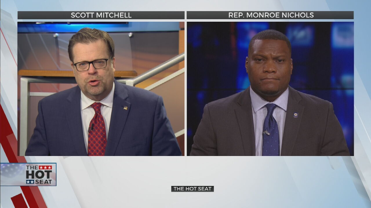 The Hot Seat: Juneteenth & Presidential Rally