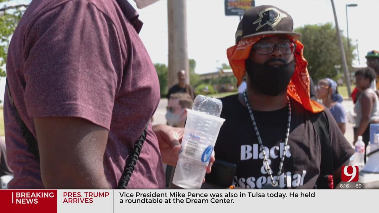 Black Gun Owners Participate In OKC Capitol March