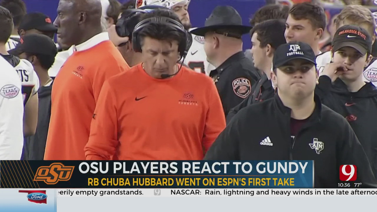 Dusty Dvoracek Joins Dean And John To Break Down The Mike Gundy Controversy
