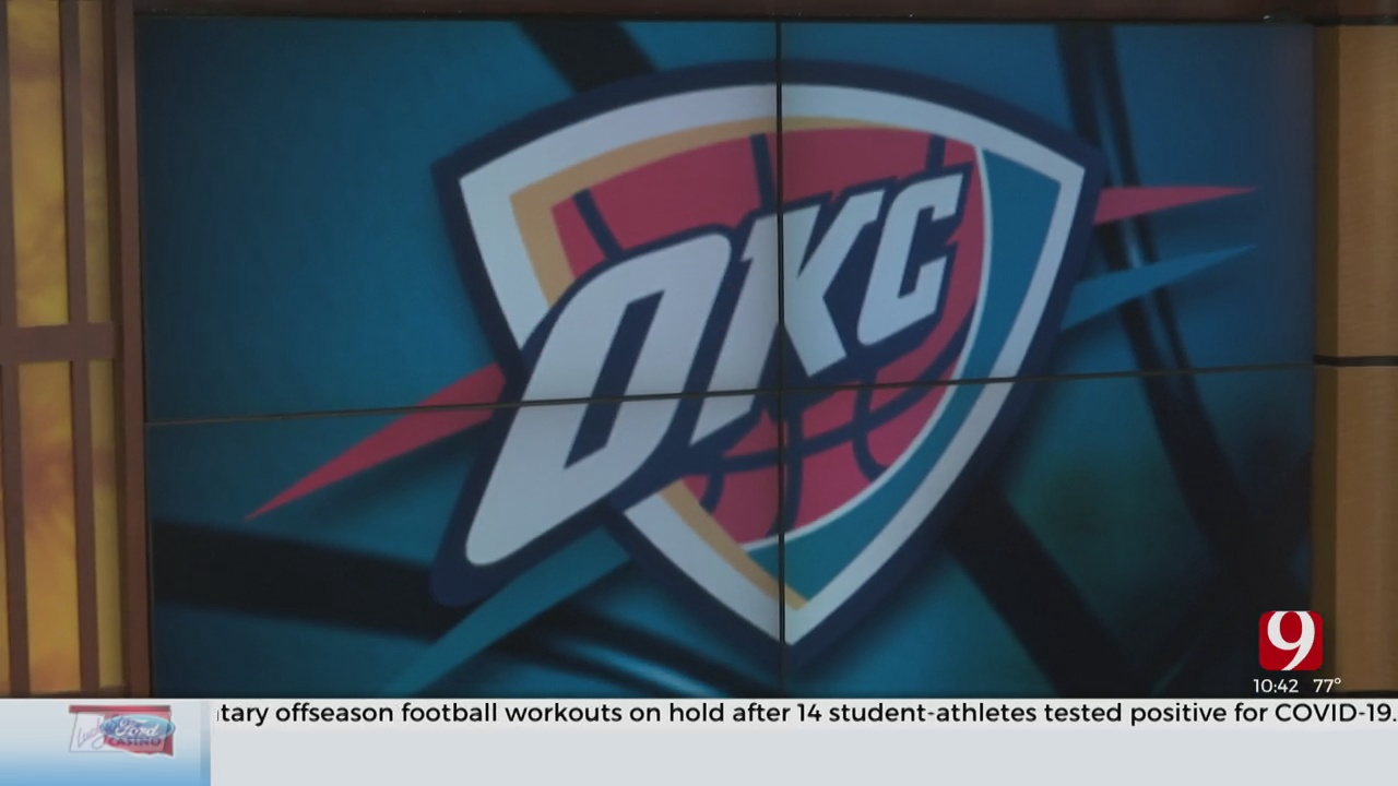 Thunder Reporter Steve McGehee Provides An NBA Update