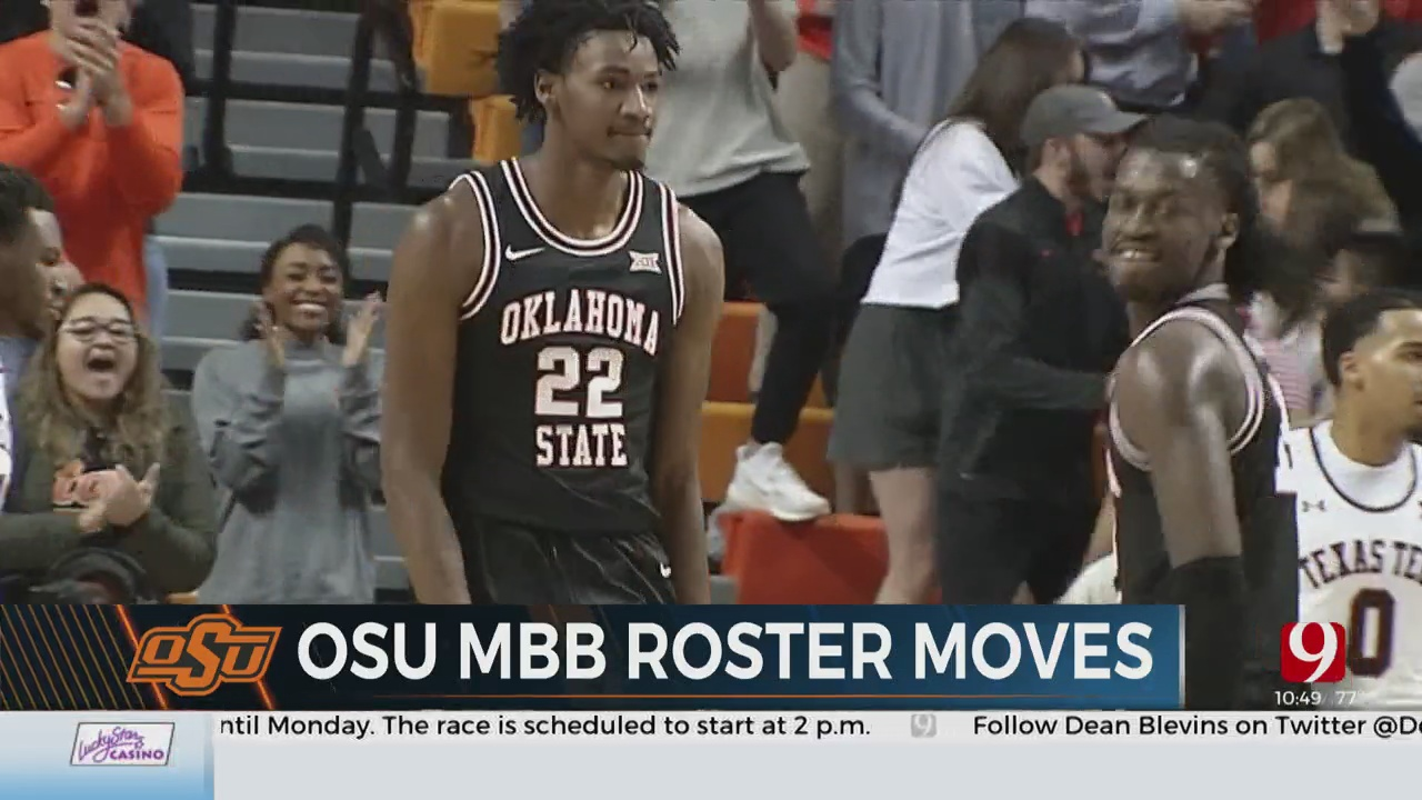 John Gives The Latest On The Oklahoma State Basketball Program And The Recent Roster Moves