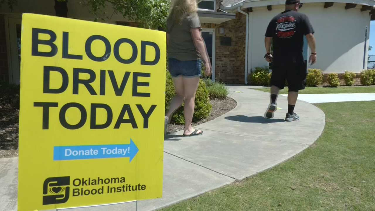 OBI, American Red Cross Use Blood Drives To Boost Antibody Testing