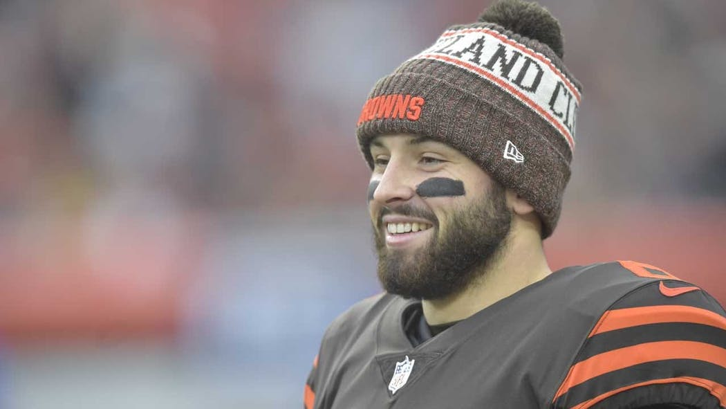Baker Mayfield Calls For Release Of Death Row Inmate Julius Jones In Letter To Stitt