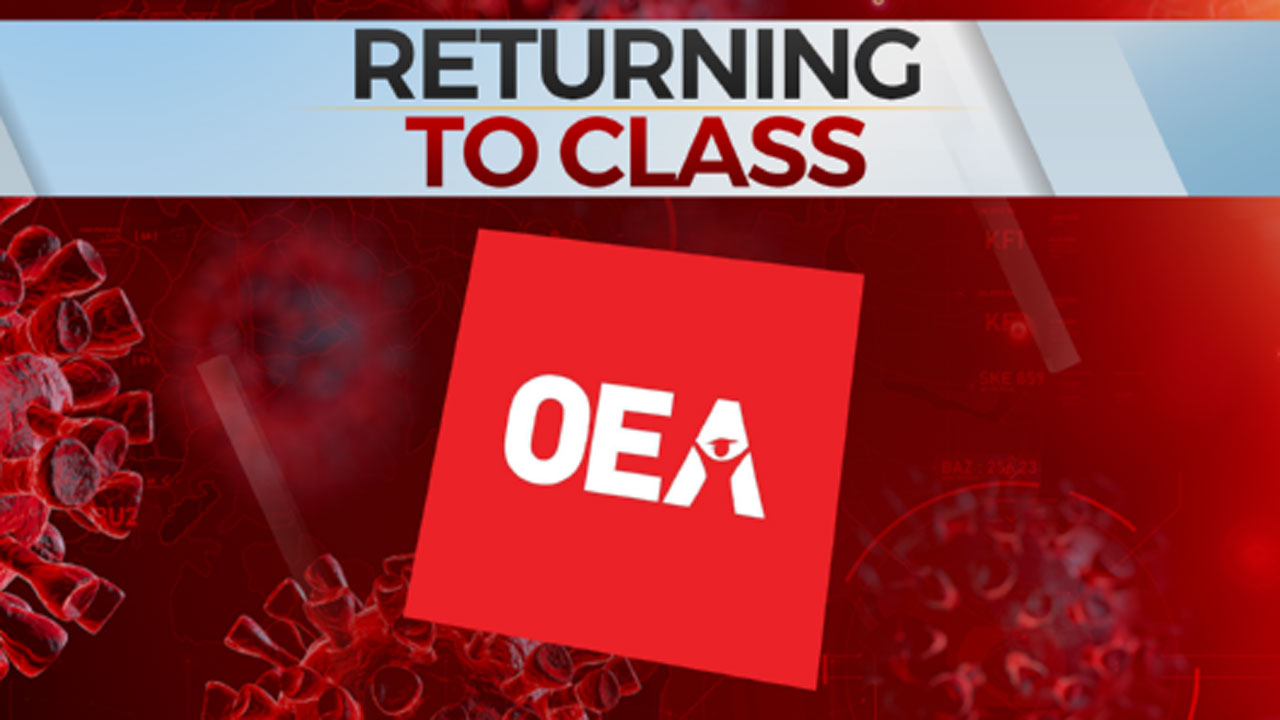 OEA Survey Weighs Oklahoma Educators Safety Concerns