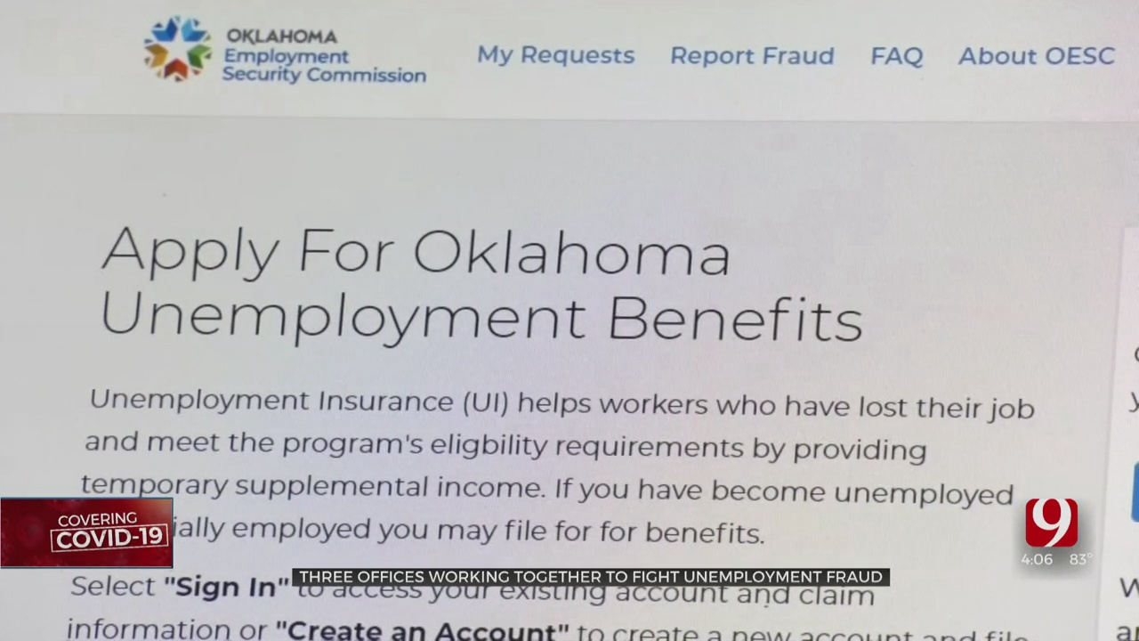 3 Offices Working To Fight Unemployment Fraud In State
