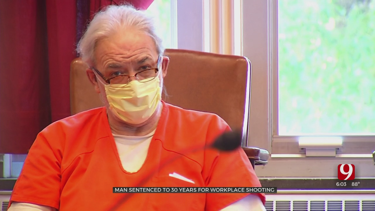 Man Sentenced To 30 Years For Workplace Shooting Involving Estranged Wife