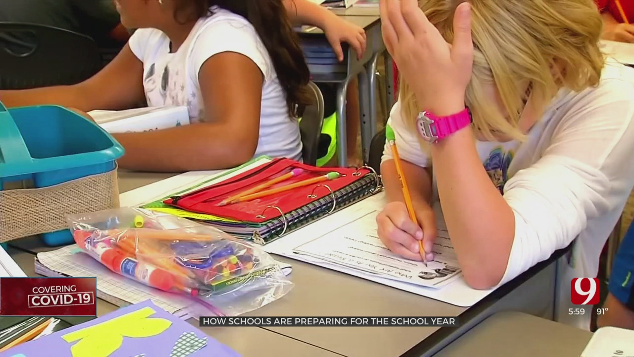 State Districts Prepare For Start Of New School Year, Some Parents Express Concern