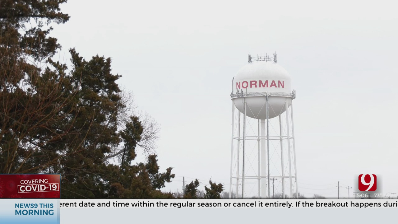 Norman City Leaders Weighing Options As COVID-19 Cases Surge