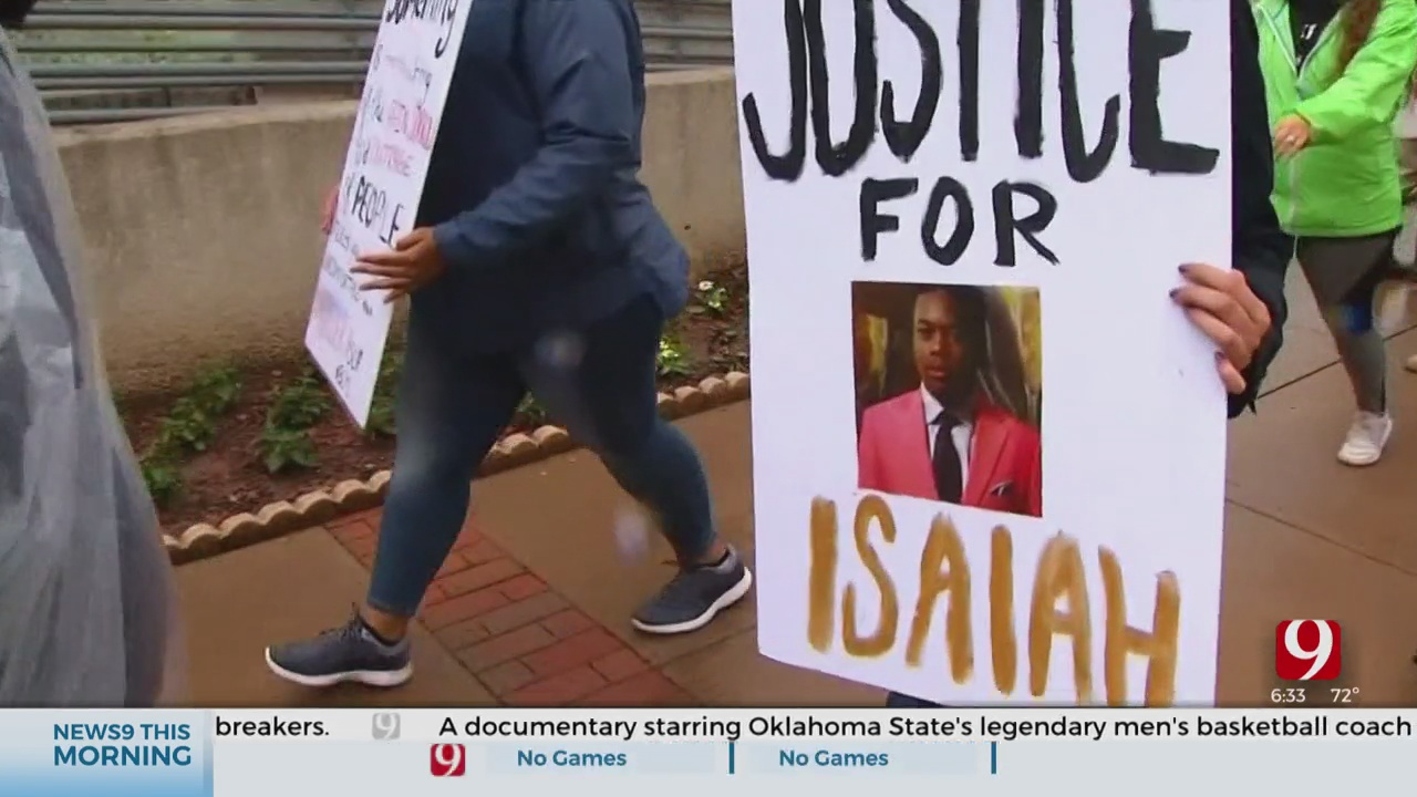Protest Planned For Edmond Teen Shot, Killed By Officers