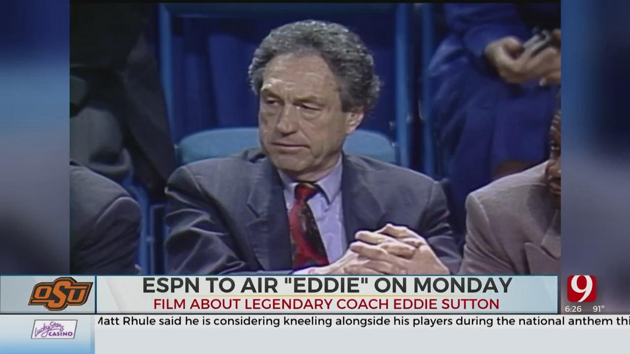 Documentary On Former Oklahoma State Coach Eddie Sutton To Air Monday