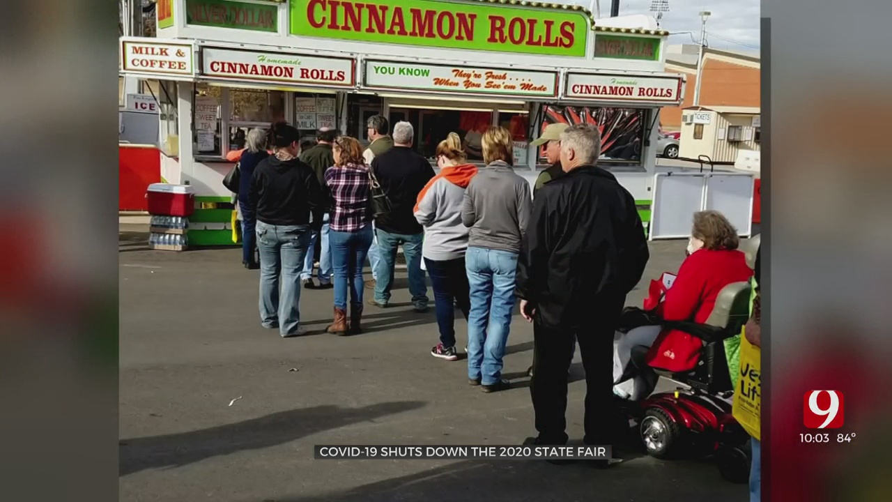 Vendors Shell Shocked As COVID-19 Cancels 2020 State Fair