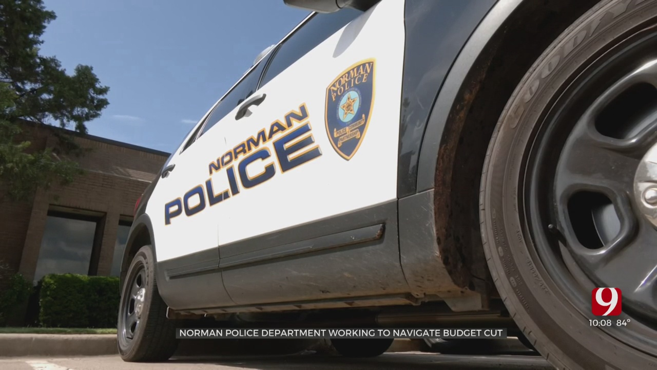 Norman Police To Lose 9 Positions Following Budget Cuts
