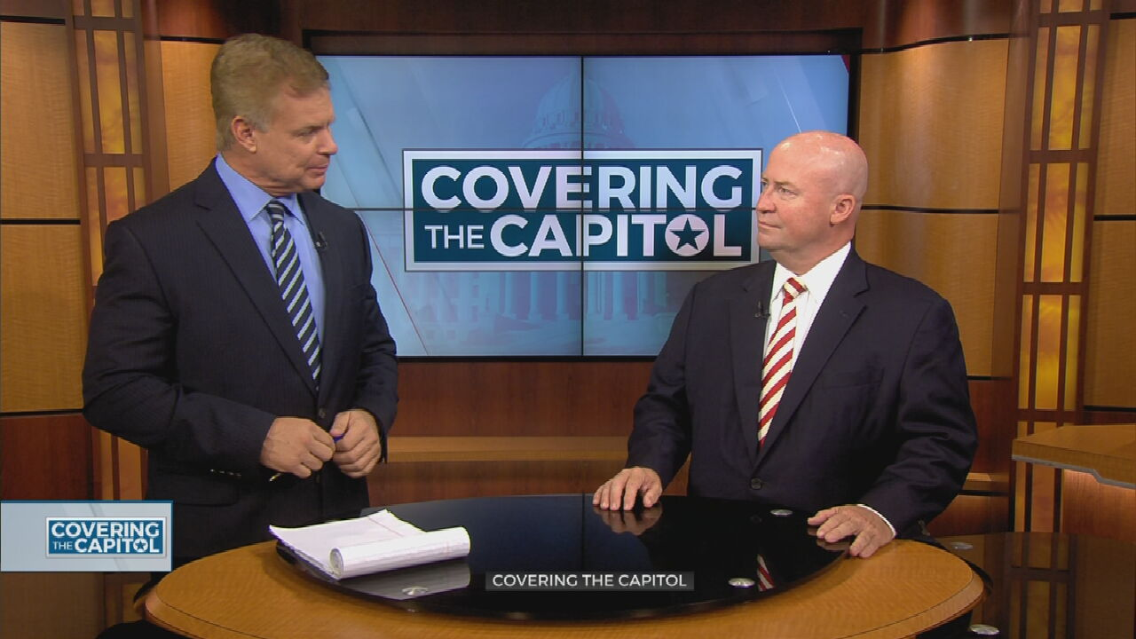 Covering The Capitol: State Question 802 & The Vote For Medicaid Expansion