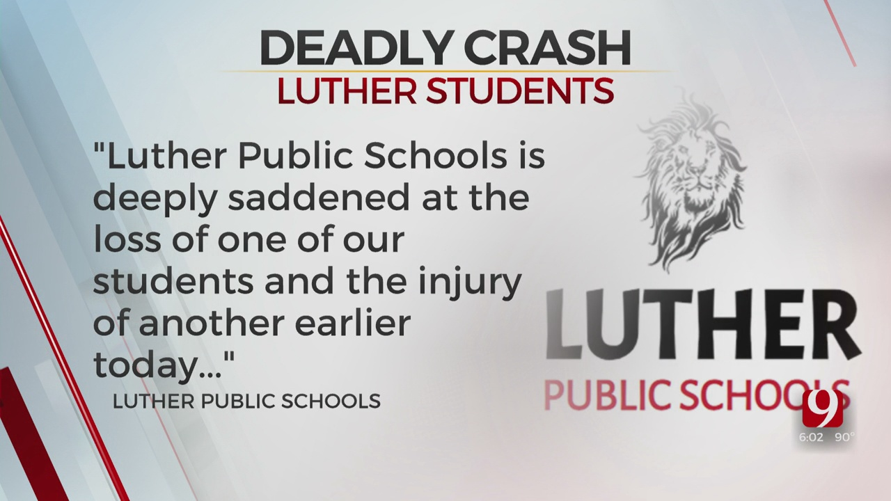 Luther Teenager Died, Another Teenager Injured In Rollover Accident
