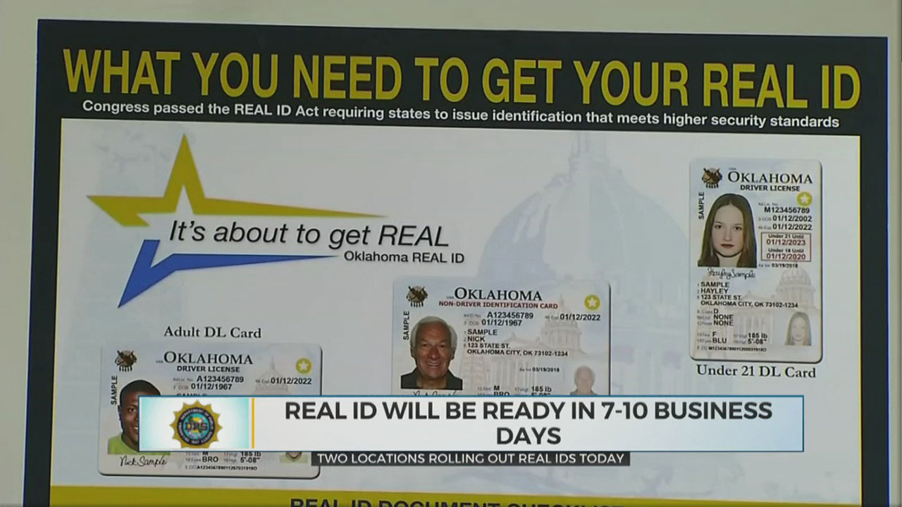 2 Locations To Begin Rolling Out Real ID's