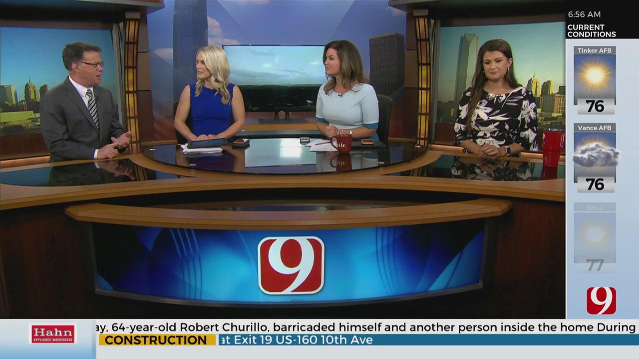 News 9 6 a.m. Newscast (June 29)