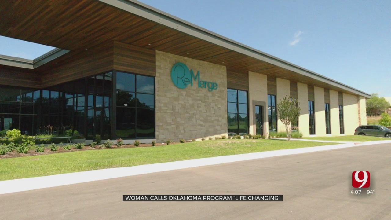 Oklahoma Woman Graduates From 'Life-Changing' Program