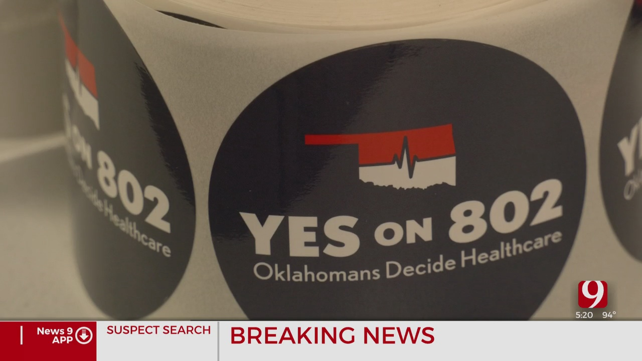 Oklahomans To Vote On Medicaid Expansion Through State Question 802 On Tuesday