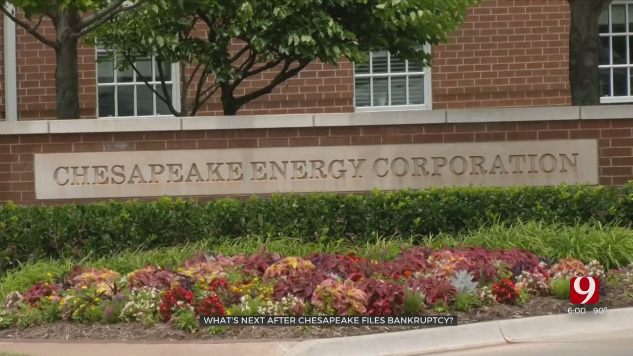 Long Term Debt Brings Chesapeake To Bankruptcy Amid COIVD-19 Energy Downturn