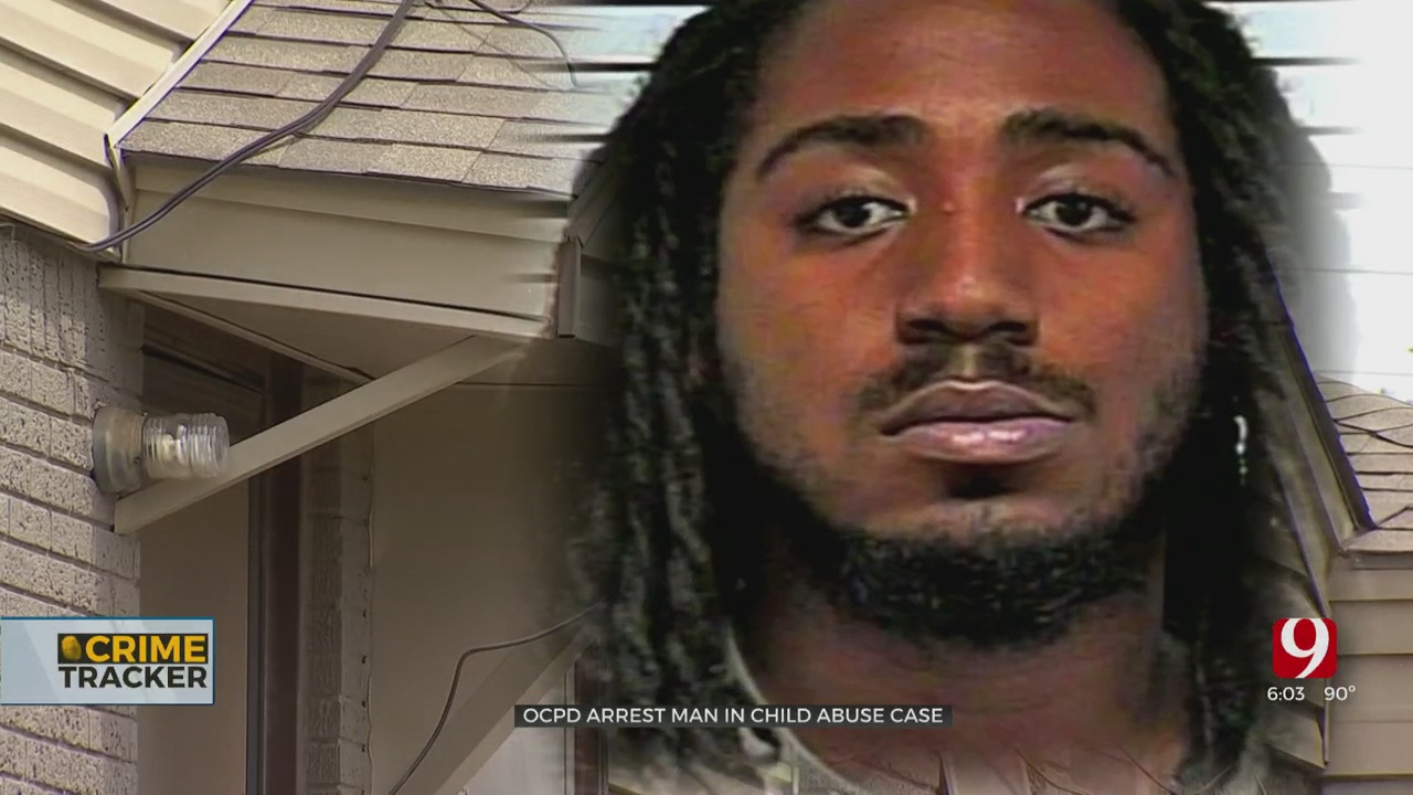 Oklahoma City Man Accused Of Throwing 3-Month-Old Infant At Girlfriend