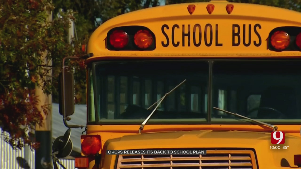 OKCPS To Offer Traditional & Virtual Classes, Students Not Required To Wear Masks