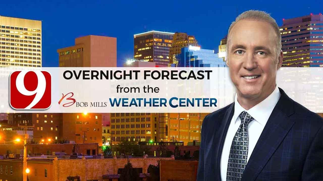 Tuesday Forecast