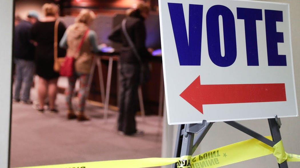 Oklahomans To Vote In Primary Elections For State, Congressional Races