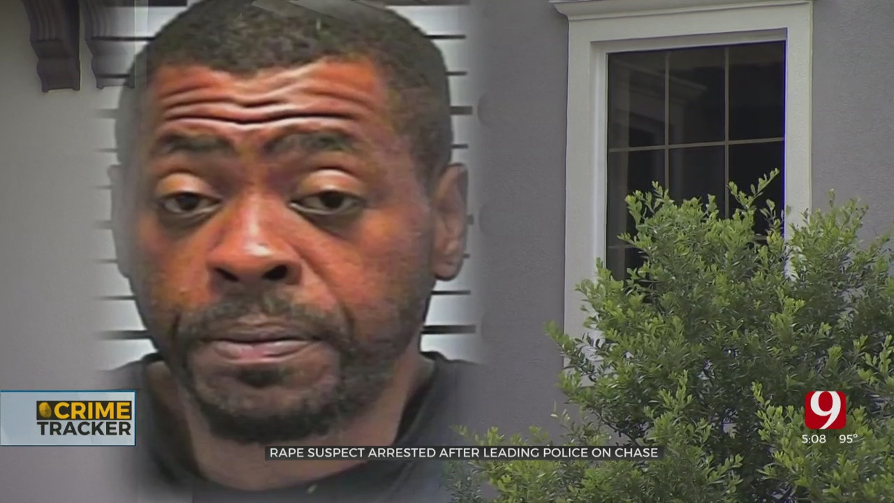 Man Accused Of Rape Apprehended By OCPD K9s After Police Chase