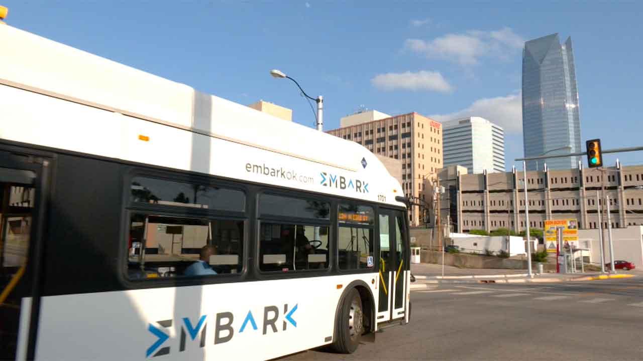 EMBARK Ridership Slowly Increases Amid COVID-19 Pandemic