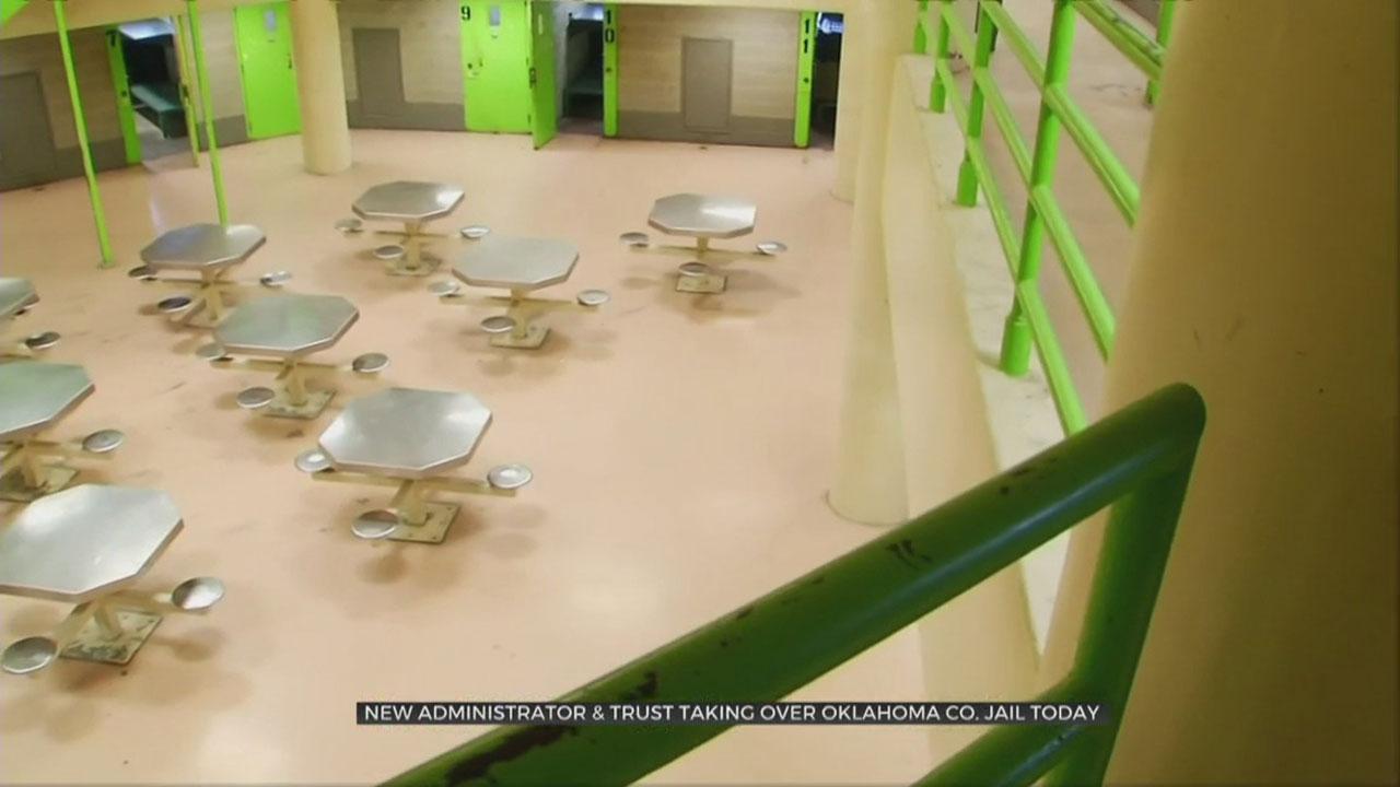 New Administrator, Trust Taking Over Oklahoma Co. Jail