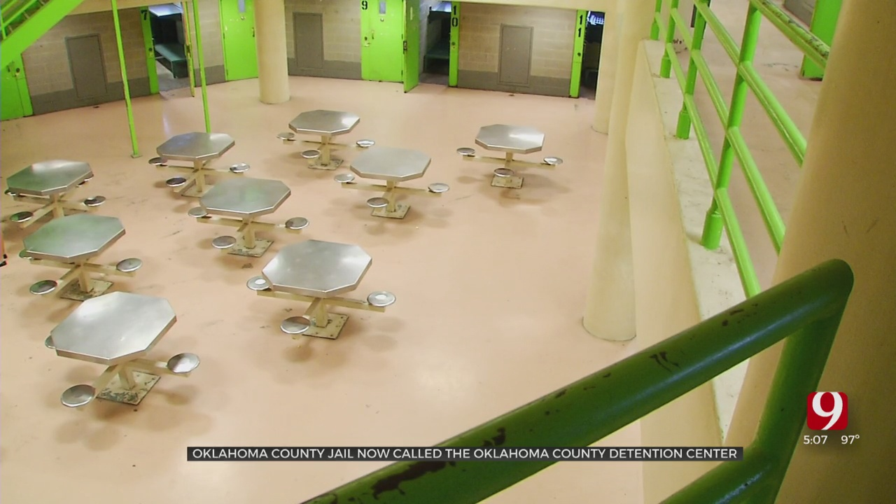 Jail Trust Takes Over Oklahoma County Jail Operations