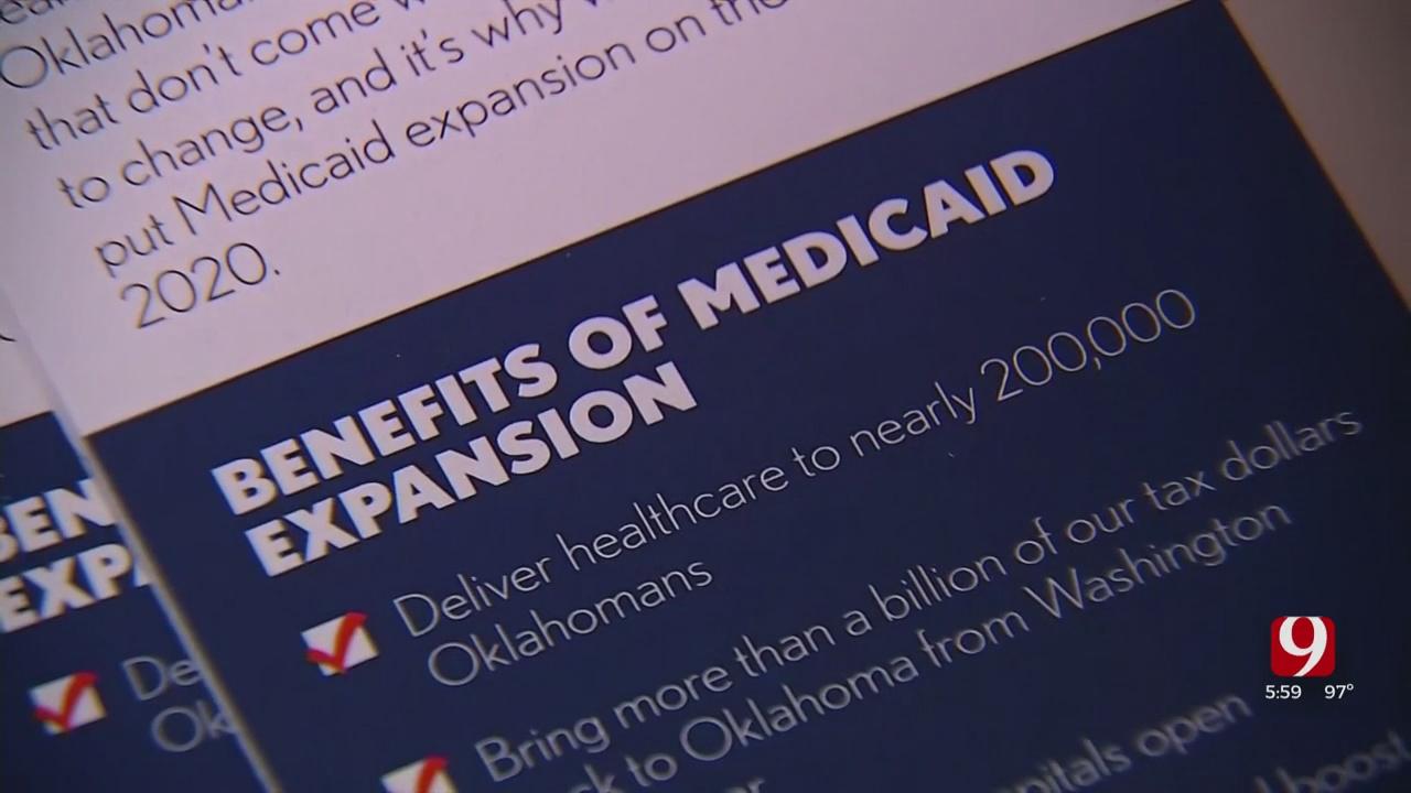 Legislators Discuss Funding Medicaid Expansion