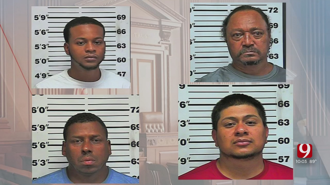 4 Charged In Connection With Deadly Oklahoma Drug Ring