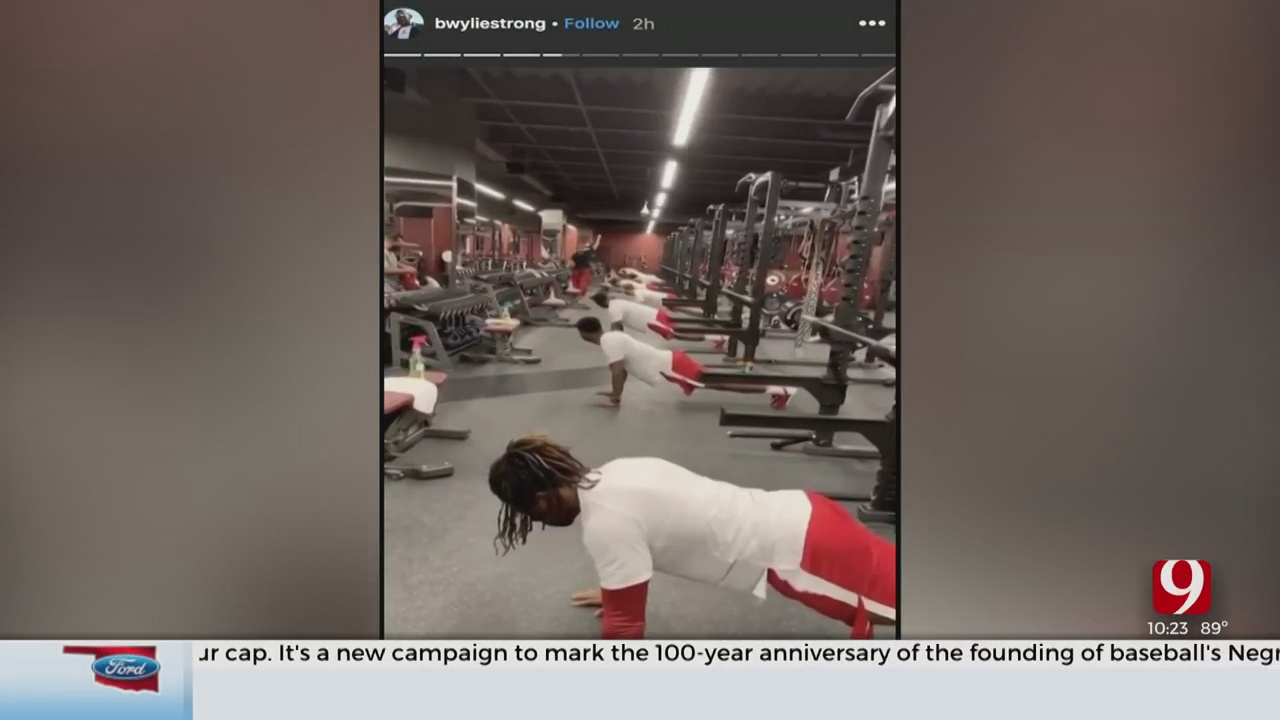14 OU Football Players, 2 Staff Members Test Positive For COVID-19
