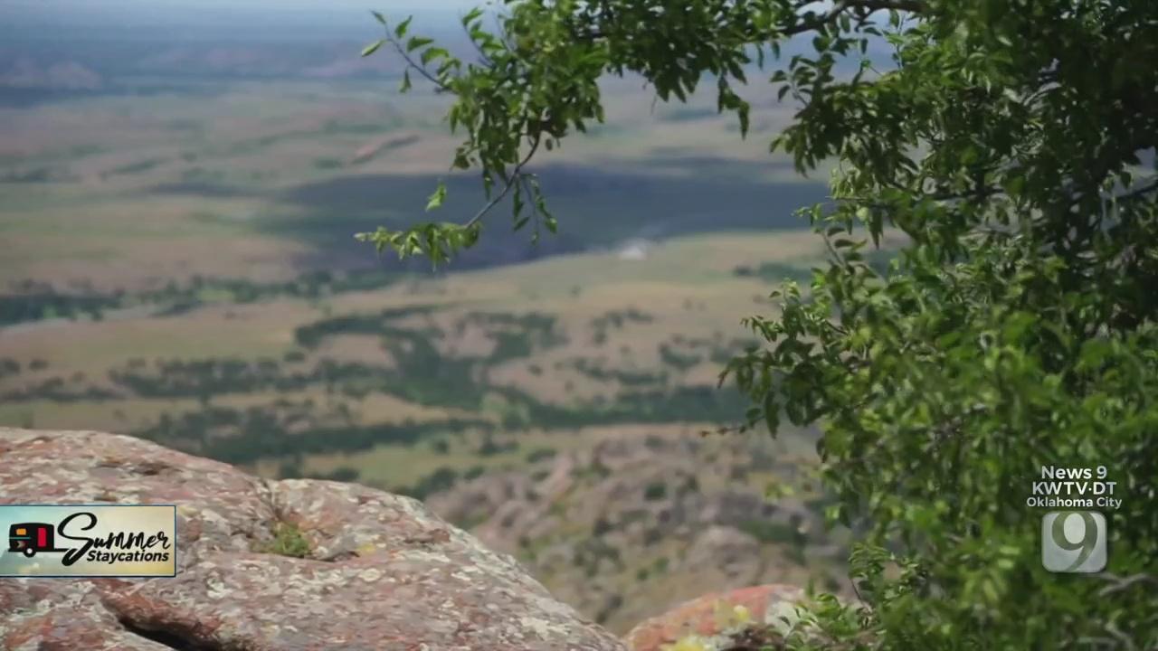 Summer Staycations: Wichita Mountains