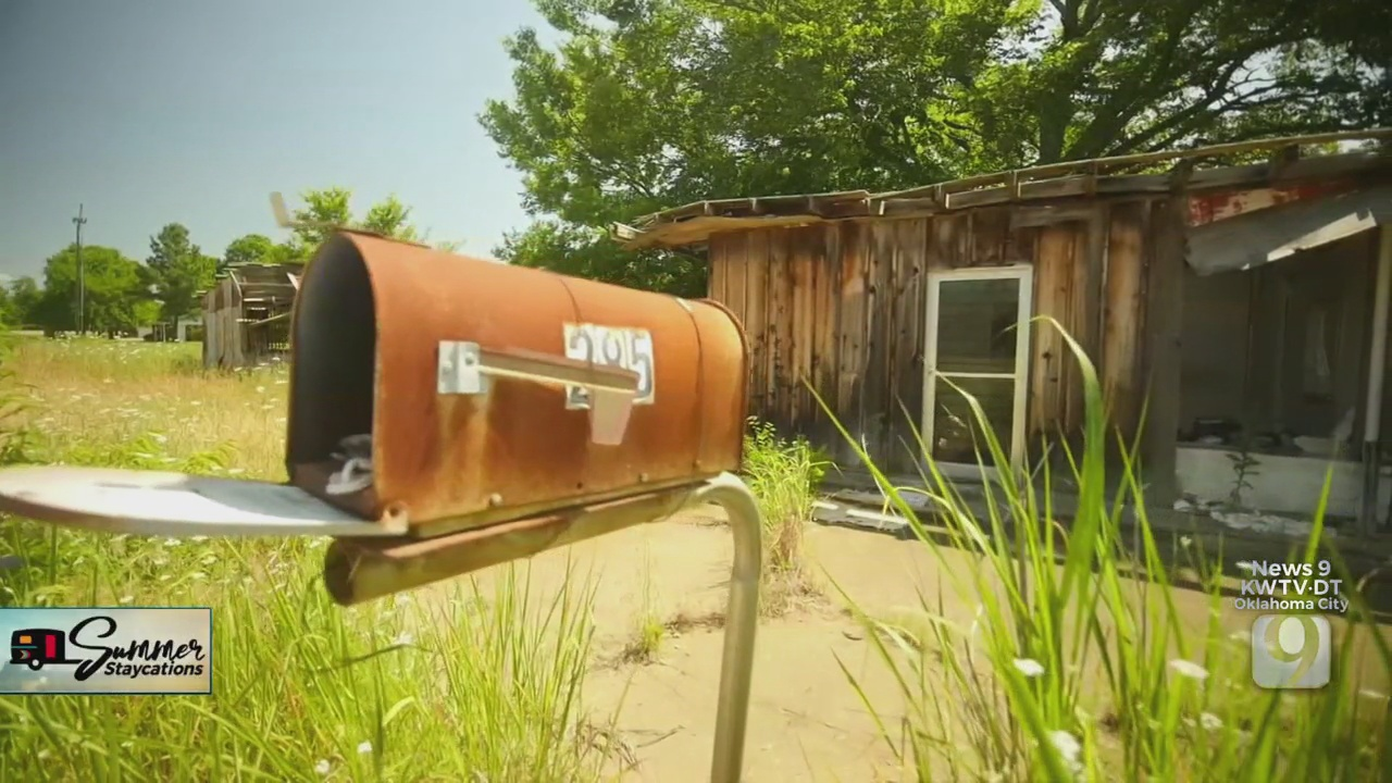Summer Staycations: Exploring 'Abandoned Oklahoma'