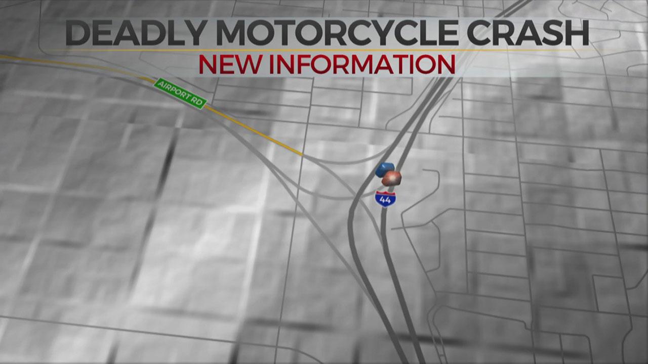 1 Dead After Motorcycle Crash On I-44