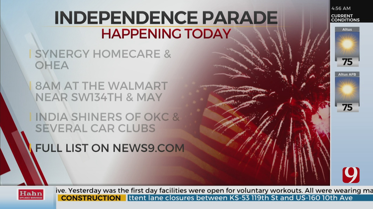 SYNERGY HomeCare, Okla. Healthcare Educators Association To Host 4th Of July Parade For Seniors