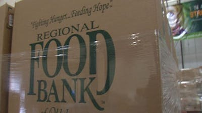 Integris To Host Food Drive With Regional Food Bank Of Oklahoma
