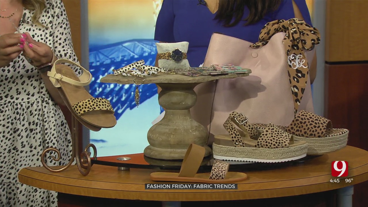 Fashion Friday: Fabric Trends