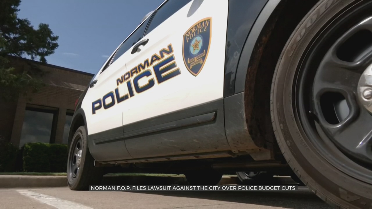 Norman Fraternal Order Of Police Files Lawsuit Against City Of Norman