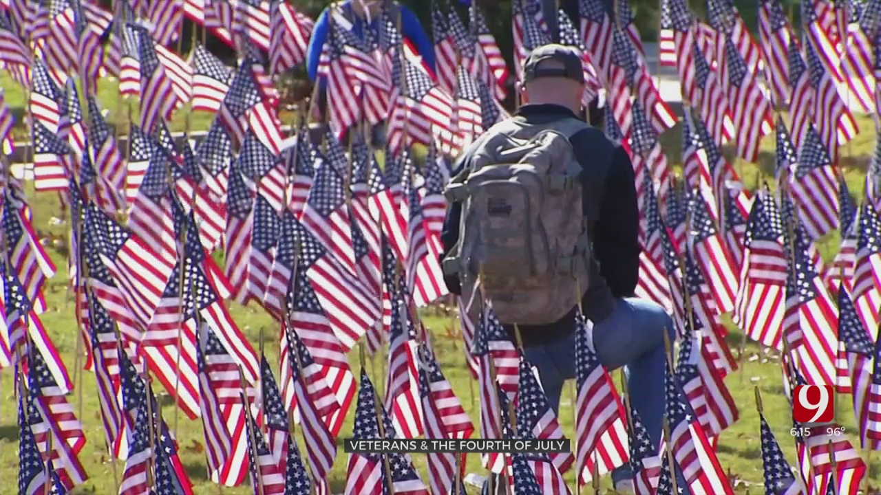 Fourth Of July, Use Of Fireworks Can Be Difficult For Veterans With PTSD