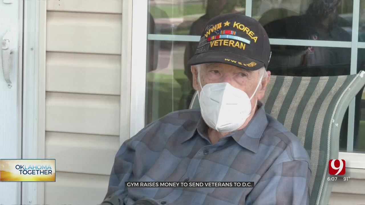 Oklahoma Together: Edmond Gym Raises Money For Veterans On Independence Day