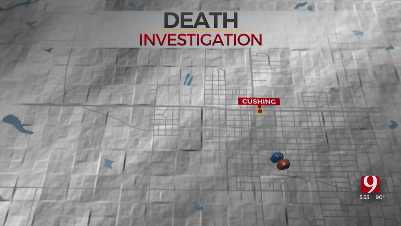 OSBI Investigating Death At Cushing's Memorial Park