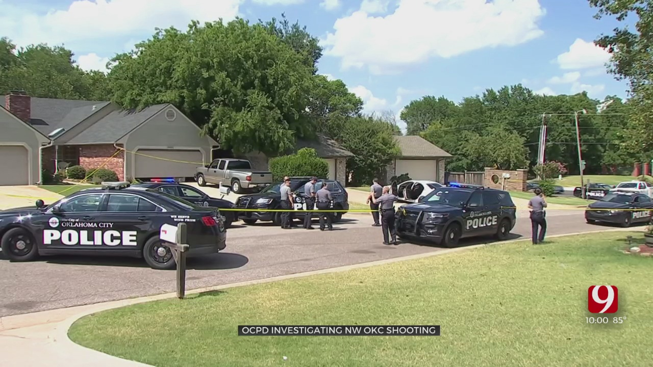 NW OKC Shooting Leaves One In Critical Condition